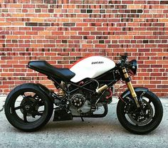Ducati Monster Cafe Racer Más