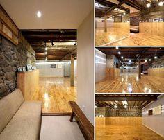 dojo design | ... dojo space in nyc | modern contemporary dojo interior design for