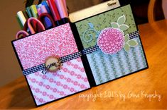 Craft Room Storage Box/ Added by Gina Krupsky on January 22, 2015 at 8:52am (stamp tv)