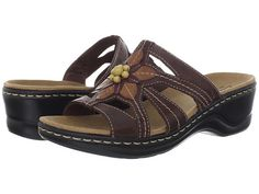 Clarks Lexi Myrtle Brown - Zappos.com Free Shipping BOTH Ways