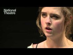 National Theatre: Voice - Text Work: Vowels in Ophelia's speech in 'Hamlet'