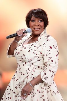 Patti LaBelle attends the World Music Awards 2007