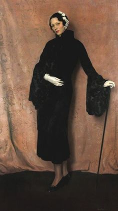 Pauline Miller, Dame Gunn / Wife of Sir Herbert James Gunn, portraits' painter. Female Portrait, Portrait Art, Female Art, Portrait Paintings, Giovanni Boldini, Harlem Renaissance, Woman Painting, Figure Painting, Sculpture Textile