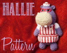 Hallie (Doc McStuffins) Amigurumi Crochet Pattern