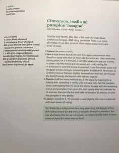 From the CSIRO total wellbeing diet fast & fresh recipes book Csiro Total Wellbeing Diet, Olive Oil Spray, Diet Recipes, Healthy Recipes, Recipes From Heaven, Food Heaven, Vegetable Recipes, Lunches, Low Carb