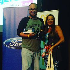 Mark Nieves de los Top 3 #blogger del año!! #BlogueroPR15 #PRBC15 #PuertoRico #gaming #gamers @realprgamer