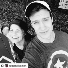 "#Repost @robertellissmith with @repostapp ・・・ I just wanted to say ""Happy Birthday"" to the man who makes me the happiest! I don't have Instagram, so I thought I would steal his for a minute.  You have made this past year so incredible for me and I am so beyond thankful for you! :')❤ Life is so fun having you as my best friend...there are so many memories I will always hold so dear to my heart! ❤️ Thank you for being my perfect hero! I love you forever! ~your girl"