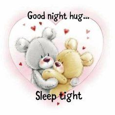 Good Night Sleep Tight, Sweet Dreams, Teddy Bear, Messages, Teddy Bears, Text Posts, Text Conversations