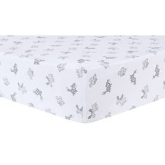 Trend Lab Aztec Forest Fitted Crib Sheet