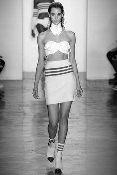 Jeremy Scott - F/W 2014 RTW Model: Pauline Hoarau