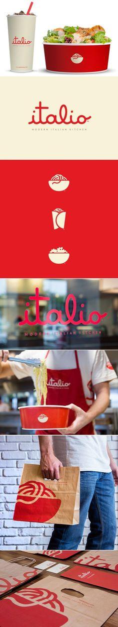 Italio Branding and Logo Design