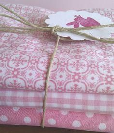 fabrics...little girl bedding!