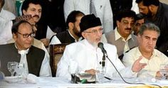 Five-point joint declaration of All-Parties Conference - Pakistan Awami Tehreek