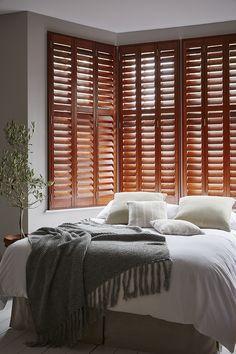 #ShutterlyFabulous #BedroomShutters #PlantationShutters
