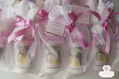 lembrancinha adulto Mini HIdratante rosa com renda ~ Carife- lembranças personalizadas, convite,maternidade,casamento,aniversário adulto ,infantil .
