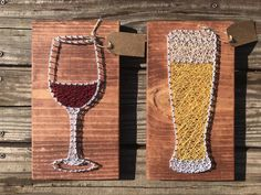 Arts and crafts For Kids With Yarn - - Simple Arts and crafts For Toddlers - - Arts and crafts For Seniors Easy DIY Summer Arts And Crafts, Fourth Of July Crafts For Kids, Arts And Crafts For Teens, Art And Craft Videos, Arts And Crafts House, Crafts For Seniors, Diy Videos, String Art Templates, String Art Patterns