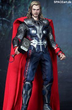 The Avengers: Thor - Deluxe Figur, Fertig-Modell ... http://spaceart.de/produkte/tav003.php