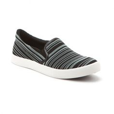 Womens Roxy Palisades Slip On Casual Shoe  Casual Shoes And Roxy