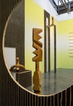 Jan 14 / Claudia Comte / Gladstone Gallery, New York Sculpture Art, Sculptures, Gladstone, Contemporary Art, Exhibitions, Gallery, Statues, Modern, Artwork