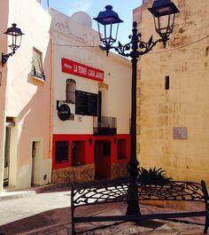 BAR LA TORRE Carrer L´Hort, 4 03728 Alcalalí (Alicante) Tel.- 96 648 26 49