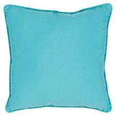 Penny Pillow in Atlantis Blue