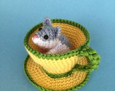 Crochet Fox Pattern by bvoe668 on Etsy