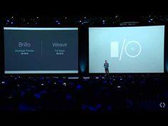 Google arbeitet an der Smart Home Revolution   Minimalistisches Betriebssystem für das Smart Home ✔ Brillo und Weave für das Internet der Dinge. Kann grenzenlos ausgebaut werden
