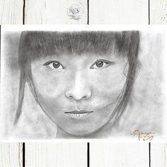 #art #drawings #drawingart #graphite #pencil #instaartist #faces #women