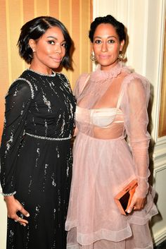 Gabrielle Union and Tracee Ellis Ross - All Of The Must-See Moments From ESSENCE's 10th Annual Black Women In Hollywood Awards