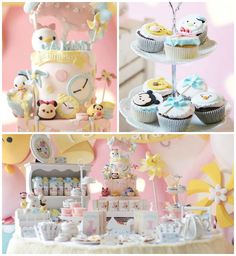Disney's Tsum Tsum Inspired Birthday Party via Kara's Party Ideas | KarasPartyIdeas.com | The Place for All Things Party! (2)