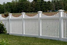 PVC or Vinyl Fences - Cardinal Fence & Supply, Inc.