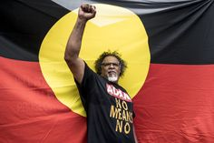 'Invasion Day' protests in Australia - in pictures