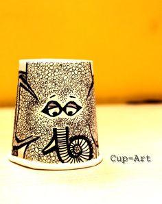 Cup Art :)