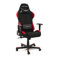 Židle DXRACER OH/FD01/NR látková