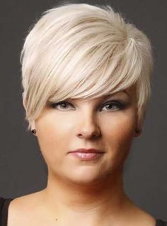 30 Short Blonde Haircuts For 2014 - http://www.interiorredesignseminar.com/other-ideas/30-short-blonde-haircuts-for-2014/