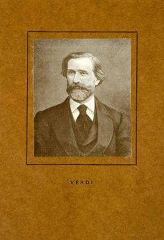 Portrait de Giuseppe Verdi (1813-1901)