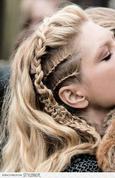 Lagertha hair                                                                                                                                                                                 More