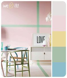 We <3 it! #colors #candy #inspiracao #loveit #casadasamigas