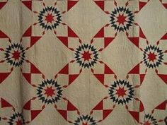 Americana Quilt by SMB Period Interiors