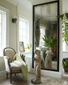 Home and Event Styling - http://meganmorrisblog.com/2015/02/oversized-mirrors/