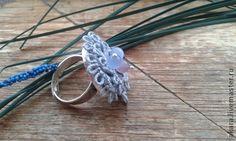 """Кольца ручной работы. Ярмарка Мастеров - ручная работа кольцо""""после дождя..."""". Handmade."""