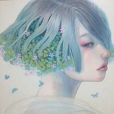 Miho Hirano Paintings