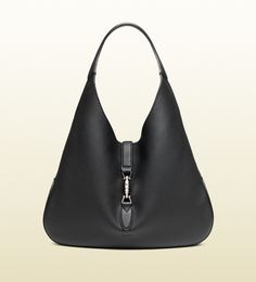 jackie soft leather hobo