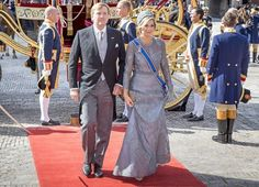 Newmyroyals: Prinjesdag 2017, The Hague, September 19, 2017-King Willem-Alexander and Queen Maxima