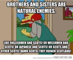 The history of Scots…