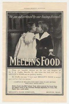 Mellin's Food