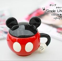Mickey superman cup Cartoon animals mugs Ceramic cups with lid water c – Online Excellence Cozinha Do Mickey Mouse, Disney Tassen, Disney Cups, Animal Mugs, Couple Mugs, Disney Kitchen, Cute Cups, Color Changing Coffee Mug, Kitchen Gadgets