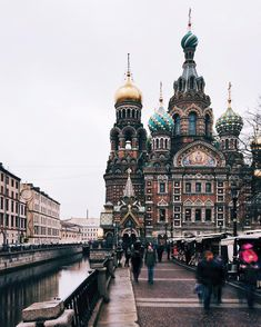 St. Petersburg, Russia Actually saw this! Such a great place! Hoping to go back one day!