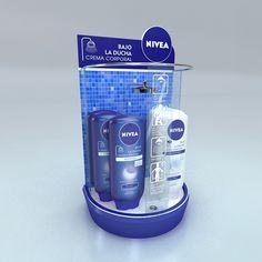 Trabajo realizado por HUMAN - Full Agency - para el lanzamiento de la nueva crema corporal NIVEA BAJO LA DUCHA - Argentina 2013.