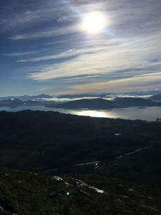 Kristiansund, Norway, Celestial, Mountains, Sunset, Nature, Travel, Outdoor, Outdoors